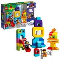 Lego DUPLO系列 来自德宝星球的访客 10895