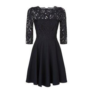 Claudie Pierlot蕾丝小黑裙
