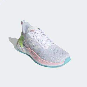 低至5折+包邮adidas 儿童童装童鞋促销款大促 大童款成人可穿