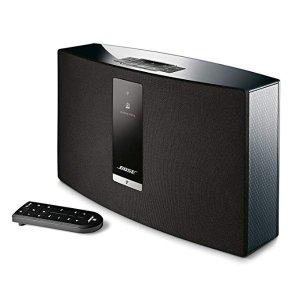 SoundTouch 20 Series III wireless speaker, works with Alexa, Black