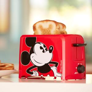 7.5折 封面烤面包机$18.71 华夫饼机$26.21最后一天:迪士尼官网 亲友特卖会开始啦 新款行李箱折后$33.71