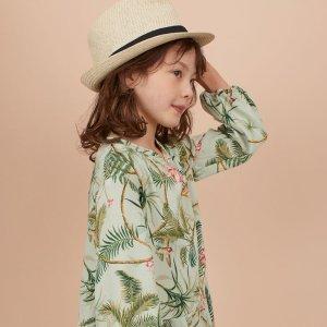 $2.99收粉嫩上衣开学季:H&M 夏日童装大促 新学期给宝宝换新衣啦