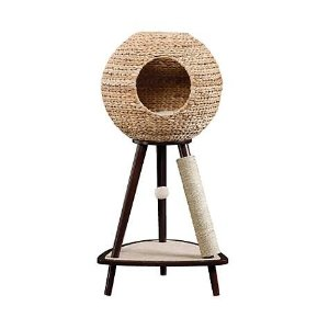 SauderNatural Sphere Cat Tower