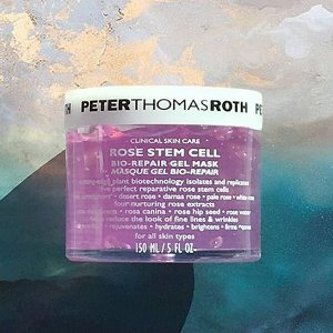 $40.35(原价$68)Peter Thomas Roth 彼得罗夫玫瑰面膜特卖 干细胞生物修复