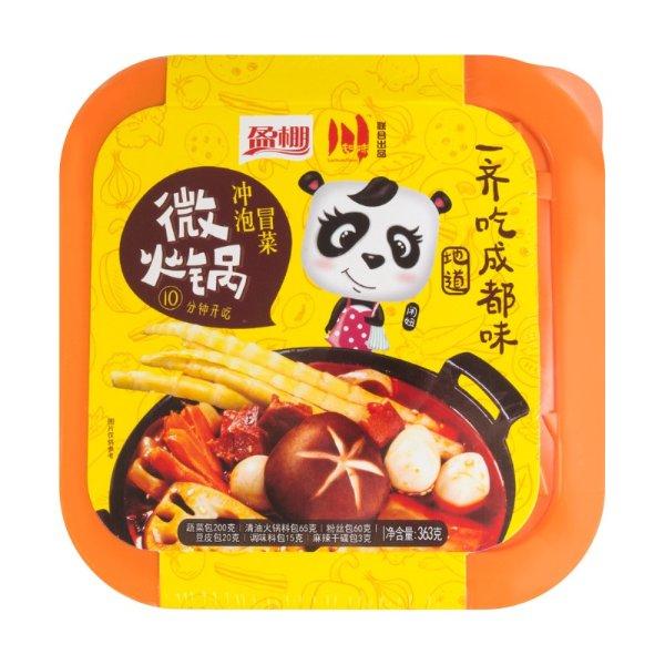 川知味 微火锅 冲泡冒菜 363g