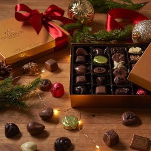 精选7.5折 孝敬父亲超合适Godiva  父亲节巧克力礼盒限时热卖
