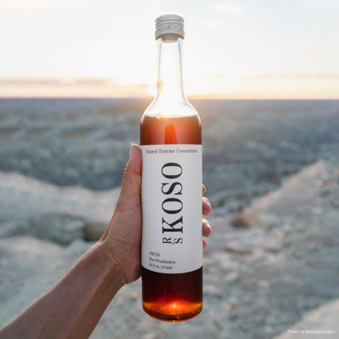 25% OffDealmoon Exclusive: R's KOSO Fermented Superfood Prebiotic Drink