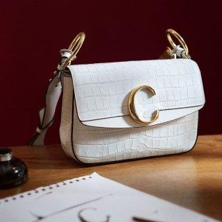 低至3折 Faye斜挎包$600+Chloe 美包美鞋专场 收新款C字包、小猪包