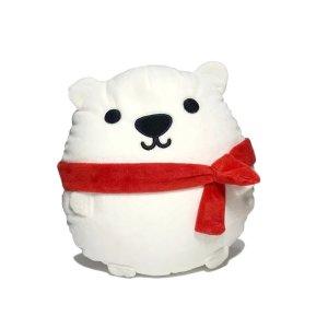 北极熊旅行枕