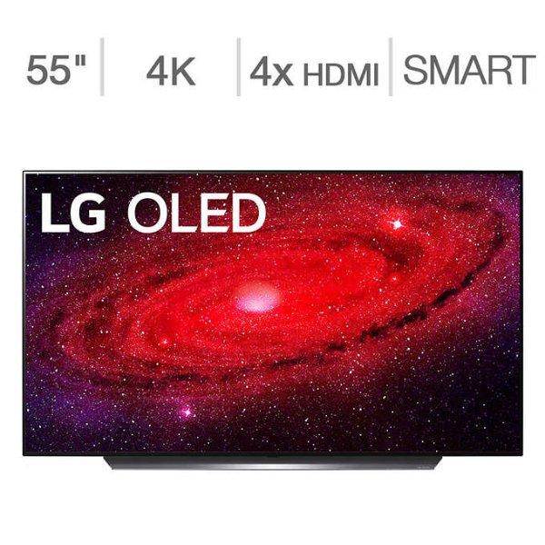 """LG OLED CX 55"""" 4K OLED 智能电视 2020款"""