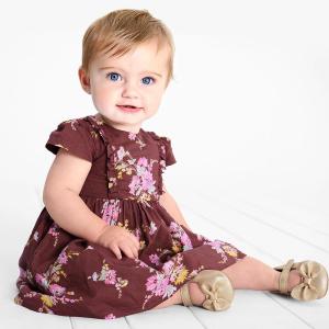 一律5折+无门槛享额外7.5折折扣升级:OshKosh BGosh 婴儿、幼童0-24个月儿童服饰优惠