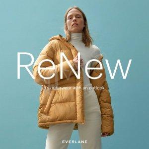 New ArrivalsReNew Collection @Everlane