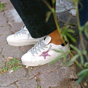 近期新低7折+1双免邮中国GOLDEN GOOSE 小脏鞋闪购精选,女士款码全仅¥1900+