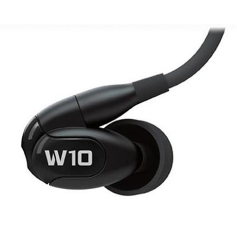 Westone W10 Gen 2 Single-Driver Earphones with Mic, MMCX and Bluetooth Cables