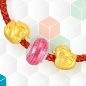 Up to 40% offChow Sang Sang selected Charm Sale