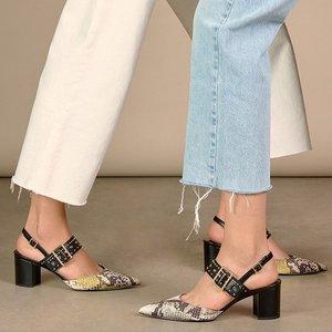 低至7折 + 限时免邮Charles&Keith 季中大促:美鞋专场