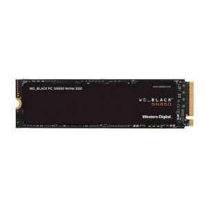 WD BLACK SN850 1TB PCIe4.0 NVMe 固态硬盘 无盔甲
