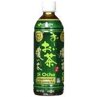 ITOEN 无糖浓味绿茶  500ml 12瓶