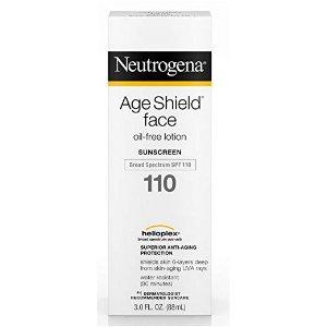 $3.51(原价$6.07)Neutrogena SPF110面部防晒6折热卖