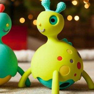 最高减$50Fat Brain Toys 全场玩具热卖 手脑并用益智玩具