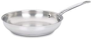 $15.99 销量冠军Cuisinart 厨师经典不锈钢9英寸平底锅