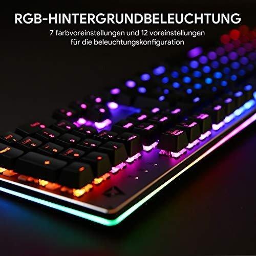 KM-G12 机械键盘 红轴