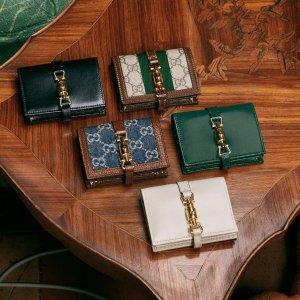 低至3.5折 $500以下美包到手复活节:Jomashop 手袋闪促 宝格丽、Gucci酒神链条小包$300+