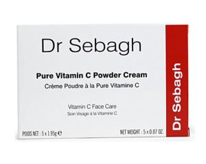 Pure Vitamin C powder cream