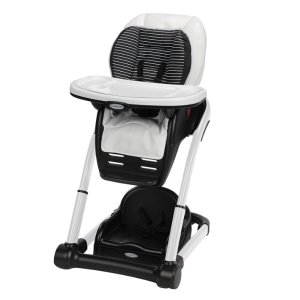 Amazon Graco Blossom 6-in-1 Convertible High Chair Seating System, Nyssa