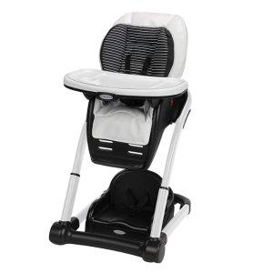 $129.74(原价$189.99)Graco Blossom 6-合-1 儿童高脚餐椅