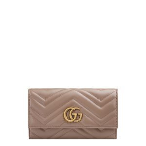 Marmont 2.0 双G长款钱包