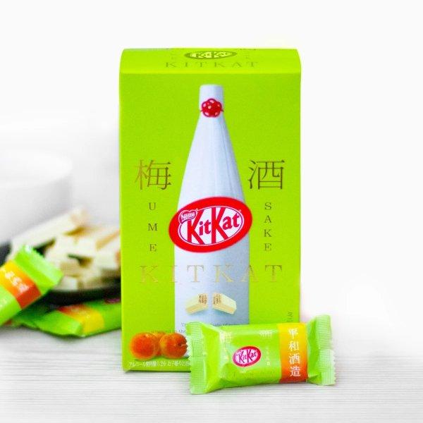 清酒Kitkat 9块