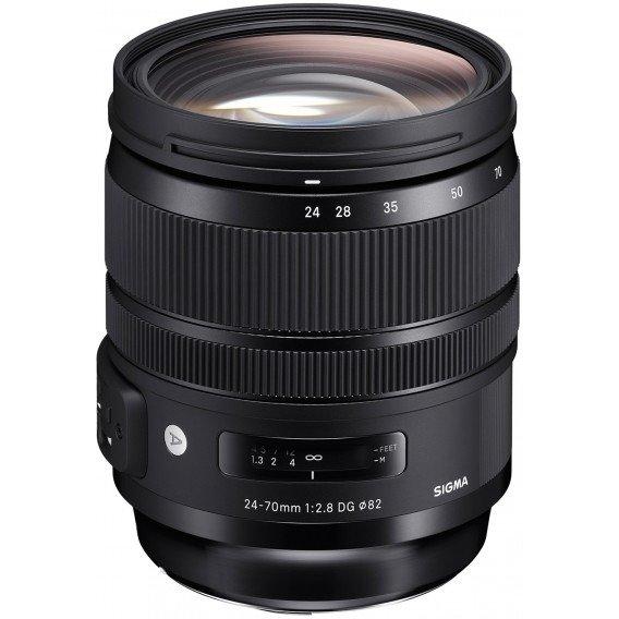 Sigma 24-70mm f2.8 DG OS HSM ART Canon EF