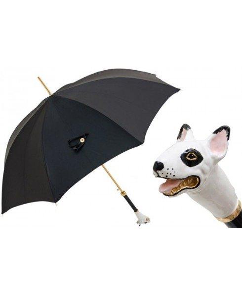 牛头梗雨伞
