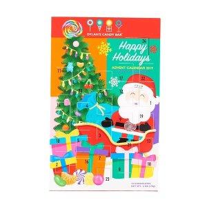 Dylan's Candy Bar圣诞日历糖果礼盒