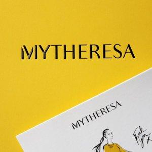 一律8.5折 BBR短袖仅€187Mytheresa 春季新款大促 收Burberry、巴黎世家、RV最新款