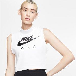 低至5折起 全场£18起Nike 短袖T恤专场好价 夏日必选Swoosh、基础款运动衫