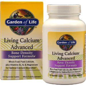 Garden of LifeGarden of Life Living Calcium™ Advanced -- 120 Vegetarian Caplets