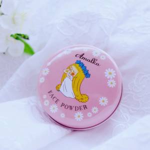 $8.1 / RMB51.5起 直邮美国CALYPSO X Amalka 森林仙子 素肌 花瓣 遮瑕蜜粉饼 特价