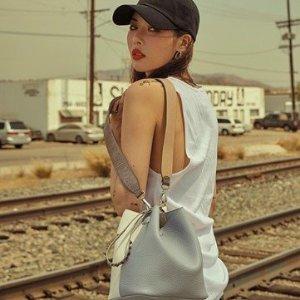 低至6折+额外88折 $收封面泫雅同款独家:W Concept 人气前10包包特卖 收平价版Celine Box