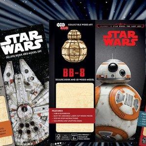 免费领!10月25日晚上7点Barnes & Noble 店内可免费制作并领取星球大战BB-8玩具