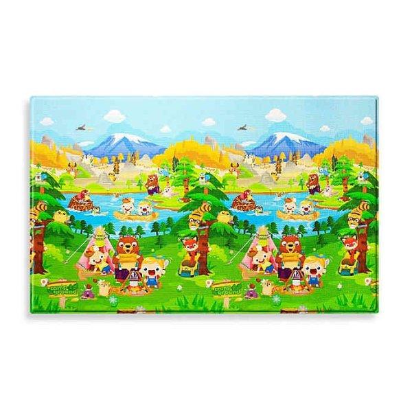 儿童双面游戏垫