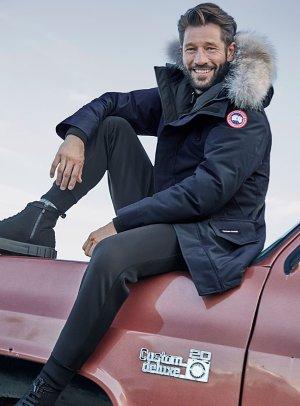 Langford parka   Canada Goose   Shop Men's Anoraks & Parkas Online   Simons