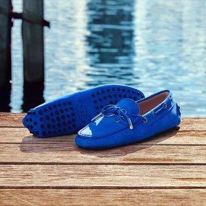 低至5折 豆豆鞋$190起Tod's 精选美包、美鞋专场    Double T设计敲有型