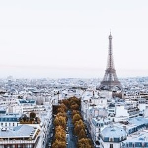 Starting from $325 NonstopSan Francisco to Paris Roundtrip Airfare