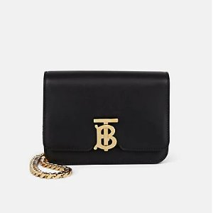 BurberryTB Small Leather Belt Bag