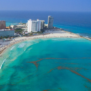 As low as $170U.S Cities Fly Round-Trip to Cancun Mexico Airfare Saving