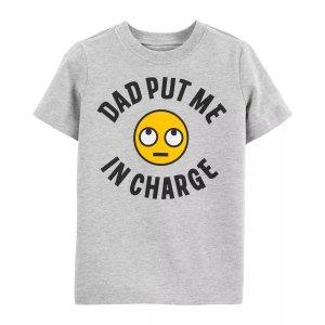 Oshkosh买一送一男小童T恤