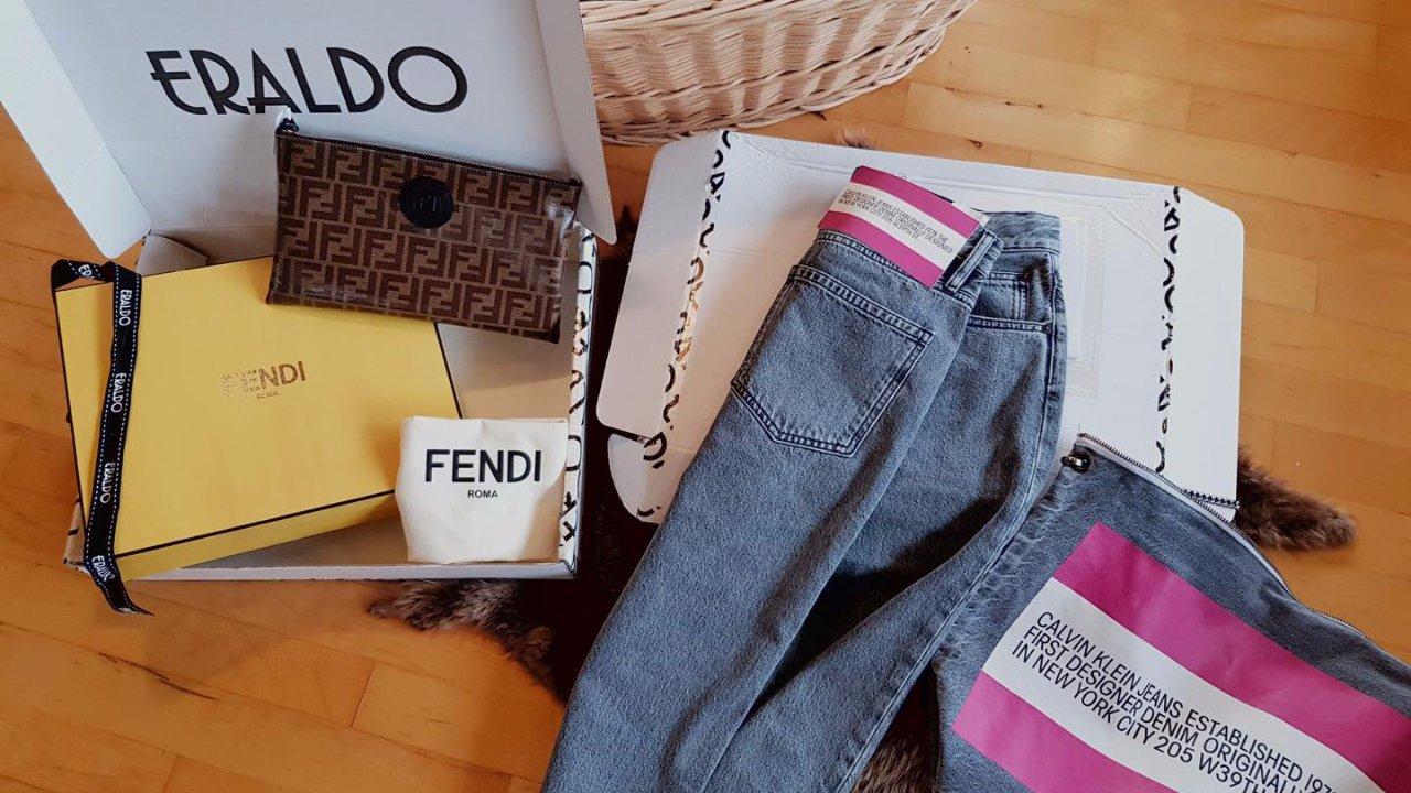 新买的Fendi包到了!奢侈品网站Eraldo的八折攻略&购物心得