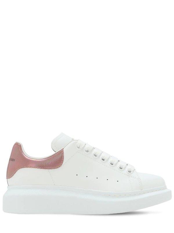 人鱼姬色小白鞋